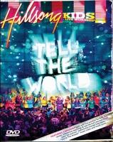 힐송 키즈 라이브워십 4 - Tell the World (DVD)
