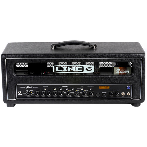 Line6 Spider Valve HD100 MKII 기타 앰프 헤드