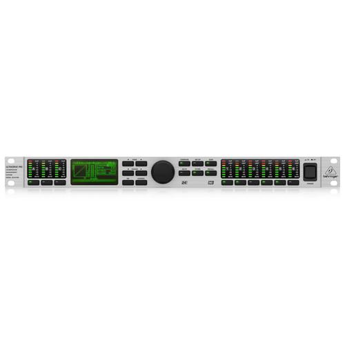 베링거 ULTRADRIVE PRO DCX2496 스피커 매니지먼트 시스템