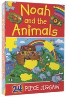 Noah and The Animals (24 Piece Jigsaw)