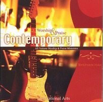 Worship & Praise - Contemporary(CD)