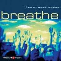 breathe - 15 modern woship favorites (CD)