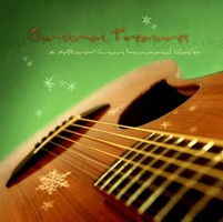 Christmas Treasures  - A McPherson Guitars Instrumental Collection (CD)