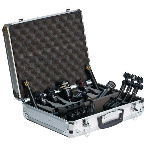 AUDIX DP 7 드럼 마이크 세트