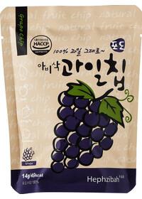 아비삭 과일칩 - 포도 14g