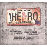 THE ROCK OPERA - NEWYORK HERO (2CD)