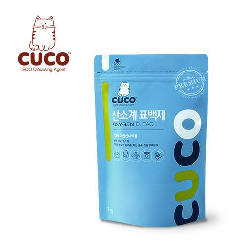 CUCO 과탄산소다 1kg (산소계표백제) 국내산