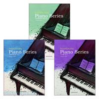 천정아의 Praise&Worship Piano Series 악보 세트(전3권)