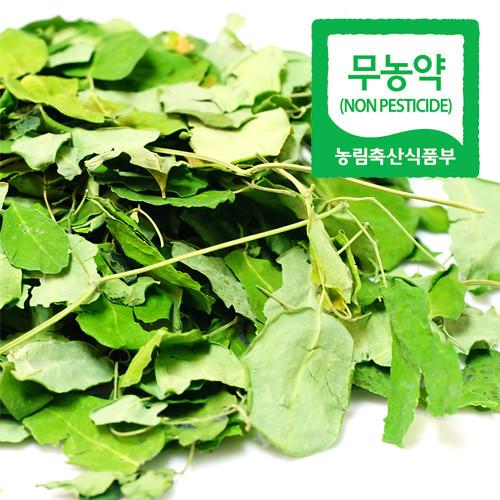 완도성광교회 김성국 집사의 무농약 모링가 건조잎 50g (지퍼백)
