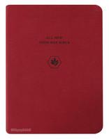 [교회단체명 인쇄] ALL NEW 굿데이성경 미니 합본 (색인/무지퍼/버건디)
