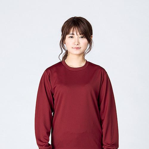 [글리머]드라이 라운드 긴팔 티셔츠-12가지 색상
