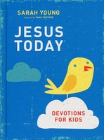 Jesus Today: 365 Devotions for Kids (HB)