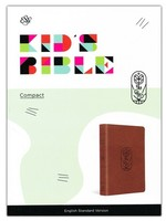 ESV: Kids Bible, Compact (TruTone, The True Vine) Imitation Leather