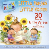 Little Verses for Little Voices (Series: Wonder Kids)