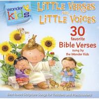 Little Verses for Little Voices (Series: Wonder Kids)