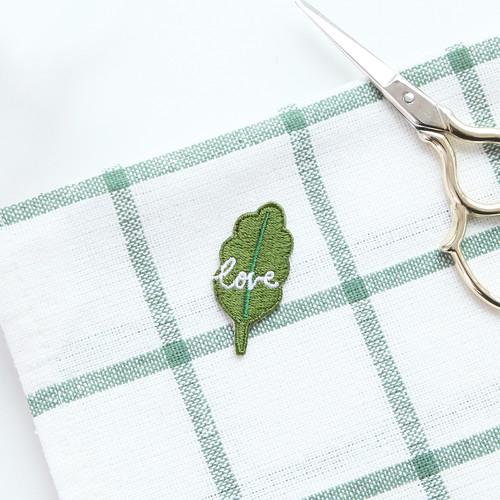 그레이스벨 와펜 09.나뭇잎