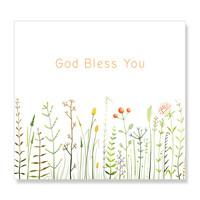 축하카드_꽃[God Bless You](1set: 5개)