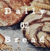 데일리 브레드 (Daily Bread) Vol.2 - CD