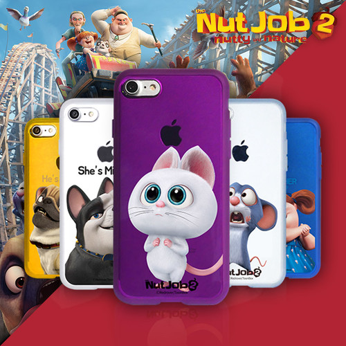 TGD 넛잡 메이크업 핸드폰케이스 갤럭시S8 아이폰7 6