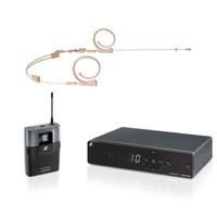 SENNHEISER XSW1+Que Audio QA22BE 무선 헤드셋 마이크