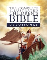 Complete Illustrated Childrens Bible Devotional (PB)