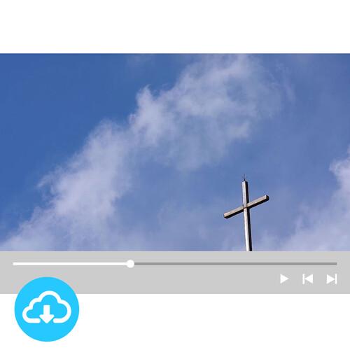 십자가 배경영상 18 by 굿픽 / 이메일발송(파일)