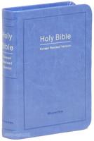 Holy Bible 개역한글판 성경전서 미니 단본 (색인/무지퍼/하늘/42HB)
