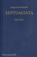 Septuaginta(70인역) 헬라어 성경 (하드커버/5119)