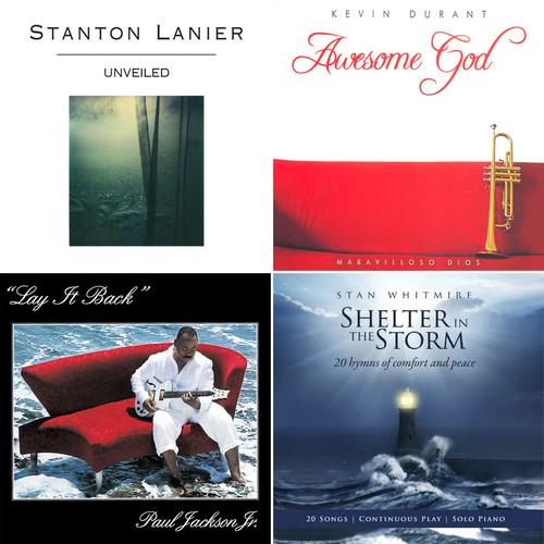 2011년 출시 해외찬양연주 음반세트 (4CD)