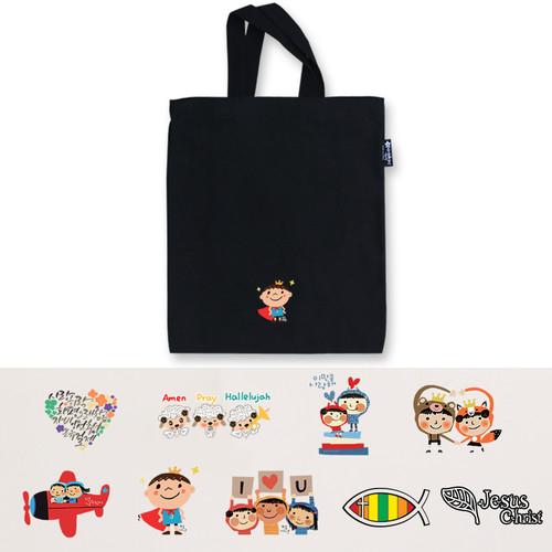 (특별기획)마이제이디_블랙 에코독서가방