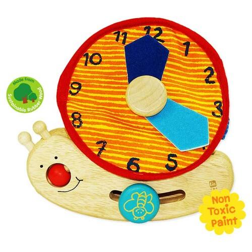 아임토이 달팽이 시계