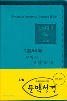 [한정판] 구문분석에 의한 SBI 문맥성경 : 로마서 ~ 요한계시록