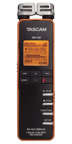 Tascam DR-08 휴대용 디지털 레코더