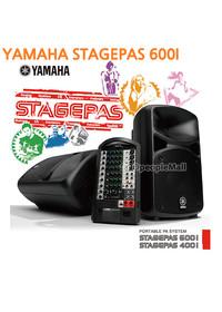 YAMAHA STAGEPAS600I 휴대용 음향시스템