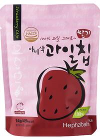 아비삭 과일칩 - 딸기 14g