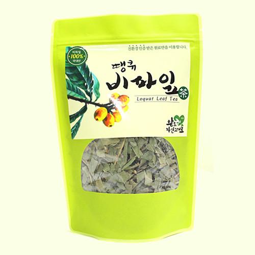완도성광교회 김성국 집사의 땡큐 무농약 비파잎 차 50g