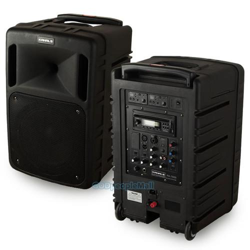 카날스 BK-1030 충전식 휴대용 스피커