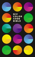 NIV: Color Code Bible, the (HB / Ages 6~10)