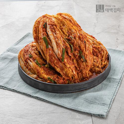 태백김치 우리농산물 건강한 포기김치 (2kg, 5kg)