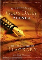 Discovering Gods Daily Agenda: 365 Daily Devotional (HB)