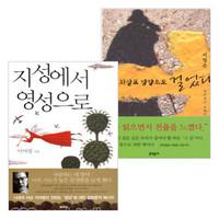 한국 대표 지성과 소설가의 고백록 세트(전2권)