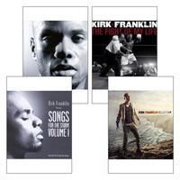Kirk Franklin 커크 프랭클린 블랙가스펠 음반세트 (전5종)
