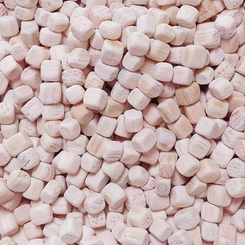 편백나무 큐브칩 (1kg)