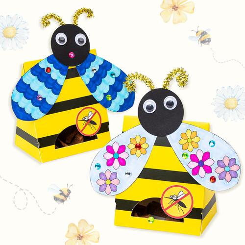 [만들기패키지] 모기가 싫어하는 계피꿀벌 (5개이상구매가능)