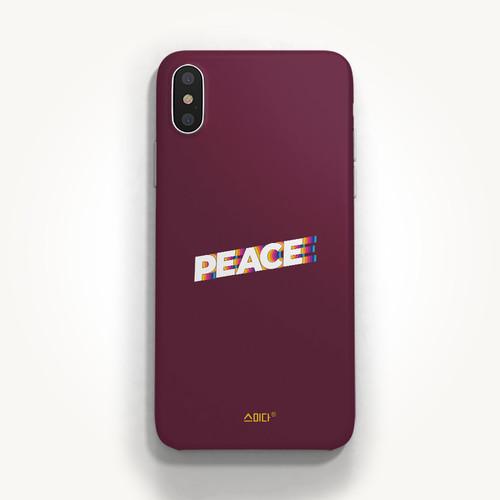 성경말씀폰케이스 디자인-06 평안(Peace)