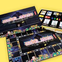 ★캠프코리아★영적전쟁게임