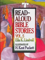 Read-Aloud Bible Stories, Vol. 5 (양장본)