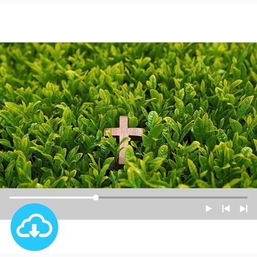 십자가 배경영상 8 by 굿픽 / 이메일발송(파일)