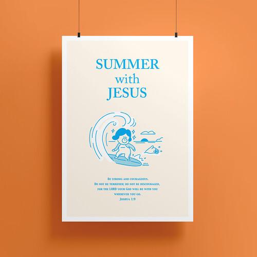 그레이스벨 페이퍼 포스터 05.summer