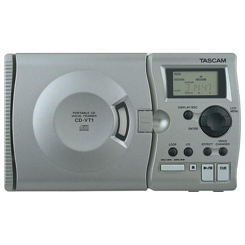 Tascam CD-VT1 포터블 CD 보컬 트레이너